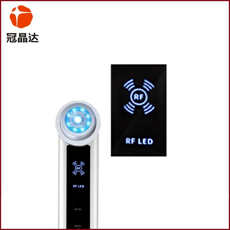 Radiofrequency beauty meter LCD screen